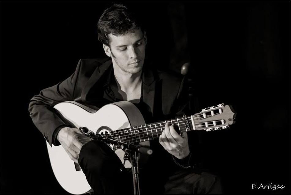 Leny Creff, guitare